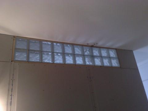 Alcune lavorazioni eseguite da noi - Finestra vetrocemento ...